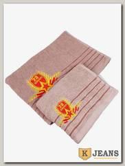 Комплект полотенец (70x140)+(50x90) КМП-5/1-1