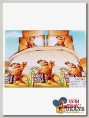 Комплект постельного белья детский Happy КПБД-10-23