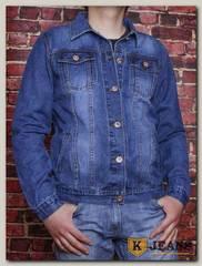 Куртка мужская джинсовая Hopai T-166