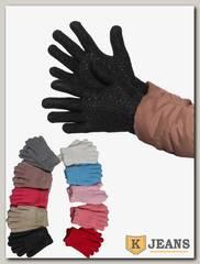 Перчатки детские для девочки Meideli LG58