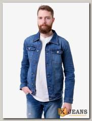 Куртка мужская джинсовая Langluka NZ6129S