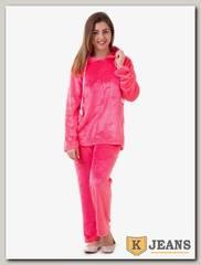 Пижама женская махровая 1976-1
